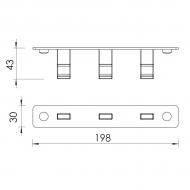Imprese 101111 (3 шт) прямые