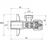 Imprese AV01 G1/2-G1/2
