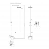 Imprese Bila Desne T-10155 + Hranice набор аксессуаров (4 в 1) 100014-цена