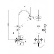 Imprese Cuthna T-10280 stribro