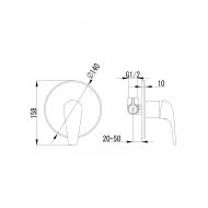 Imprese Krinice VR-15110(Z)-BT