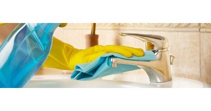 Какие средства использовать для очистки смесителей