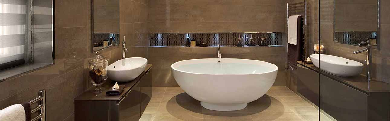Для чего нужны каскадные смесители в современной ванной комнате