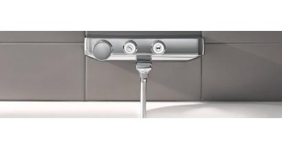 Принцип работы термостатического смесителя, его устройство