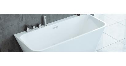 Смесители на борт ванны: особенности приборов и их установки